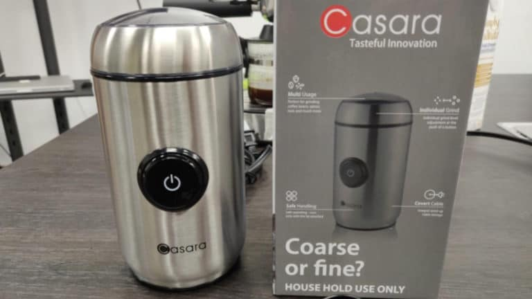Casara Coffee Grinder Not Working? How to Fix It