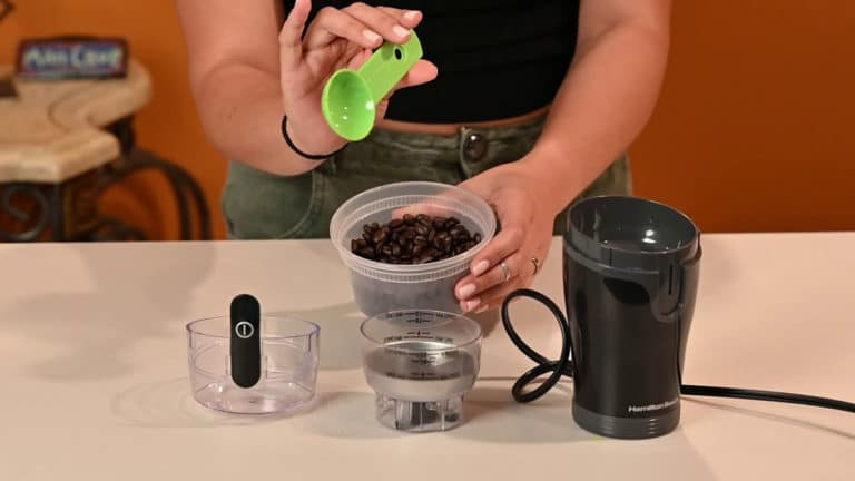 Hamilton Beach Coffee Grinder Not Working? How To Fix It