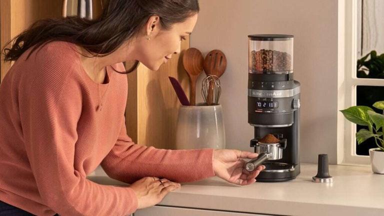 Kitchenaid Coffee Grinder Not Working? Fix 4 Problems