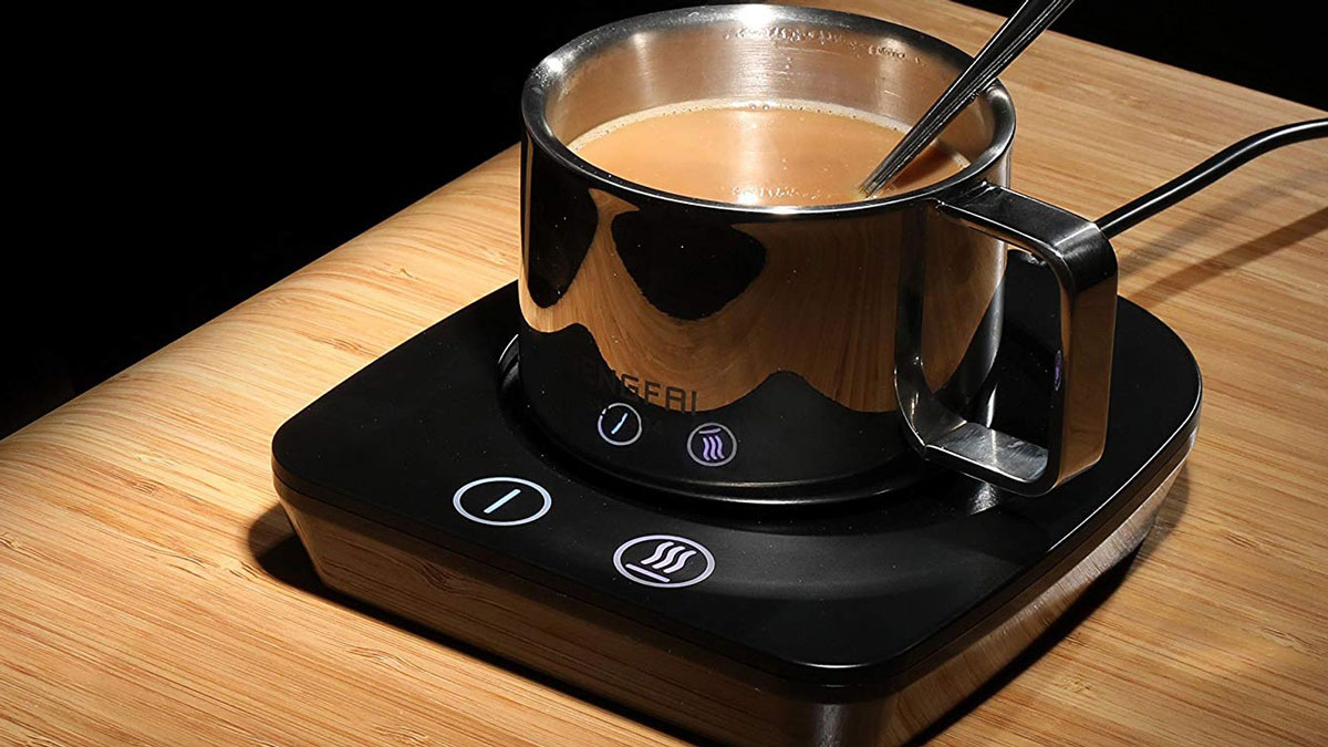 Top 6 Best Coffee Cup Warmer With Auto Shut Off in 2020