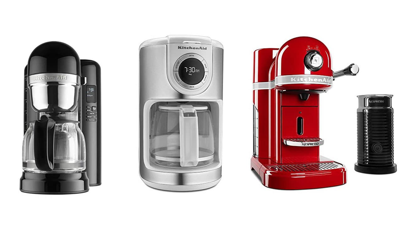 Top 6 Best KitchenAid Coffee Makers in 2020