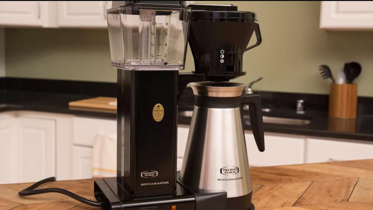 Top 6 Best Technivorm Moccamaster Coffee Maker in 2020