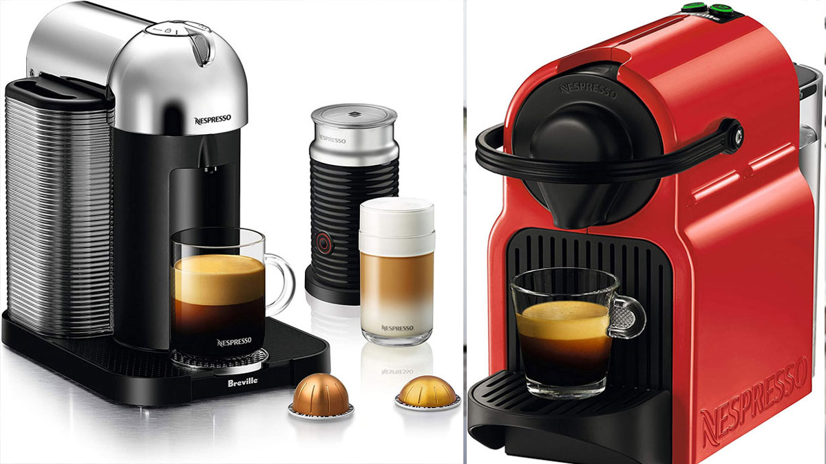 Nespresso Vertuo vs Original Review - Which Coffee Maker Comes Out On Top?