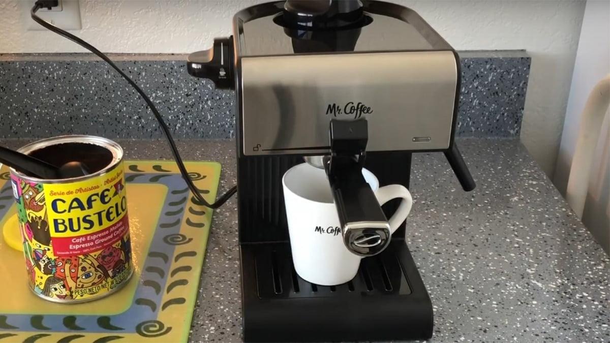 Top 6 Best Mr. Coffee Espresso Machine Reviews In 2020
