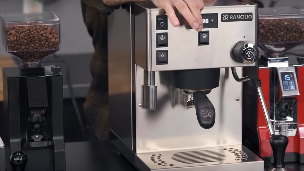 Top 5 Best Italian Espresso Machines (Buying Guide& Reviews)