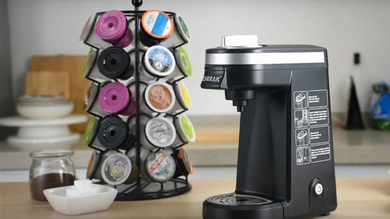 Top 6 Best Single Serve Coffee Maker No Pods Reviews In 2020