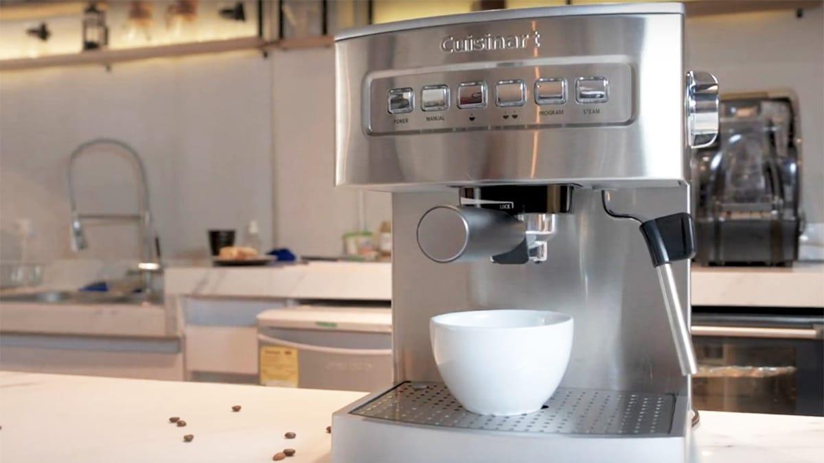 Cuisinart EM 200 Reviews- Best Espresso Machines Under $200