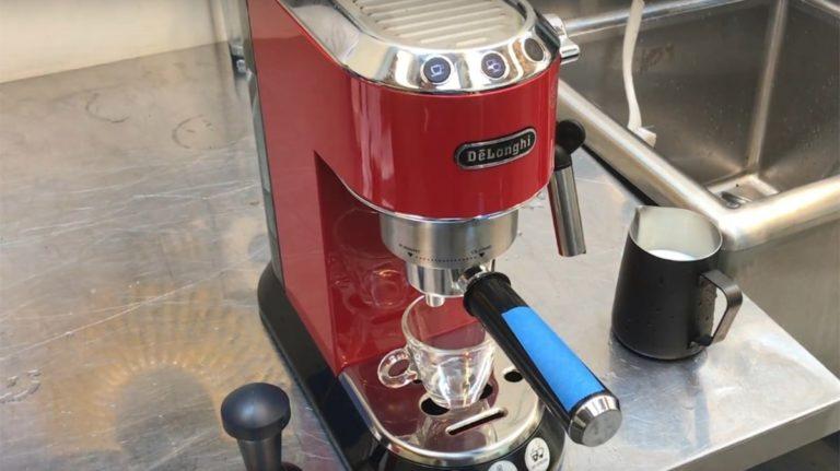 Delonghi EC680 Reviews - Dedica Review of Espresso Machine