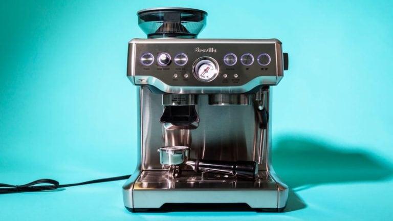 Top 7 Best Breville Espresso Machine Reviews