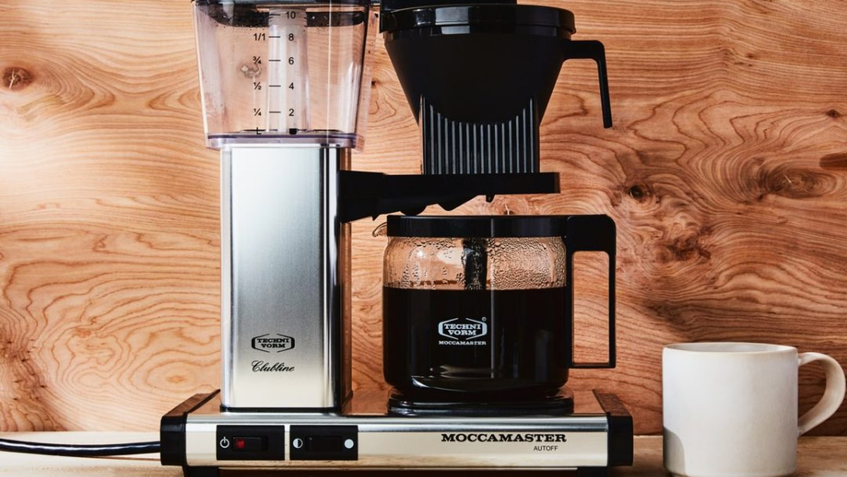 Top 5 Best 4 Cup Coffee Makers