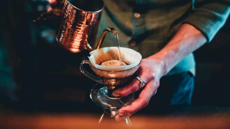 How To Make A Great Cup Of Coffee With V60 Brew