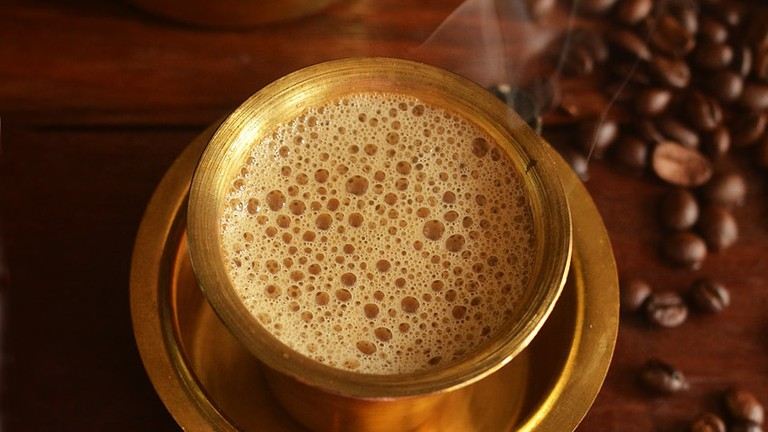 What is filter coffee?