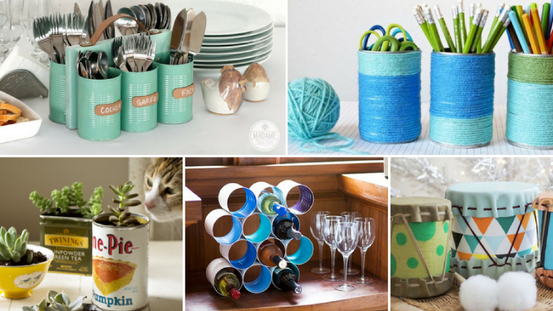 How To Reuse Coffee Containers? 10 Amazing Ideas