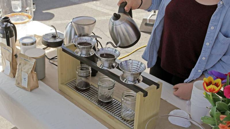 How To Sell Coffee At A Farmers Market