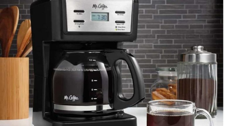 How To Set Delay Brew On A Mr Coffee?