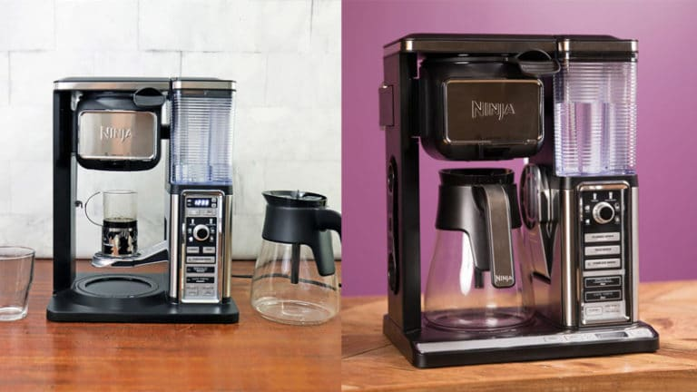 Ninja Coffee Bar CF091 Vs CF092